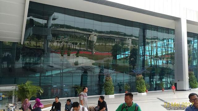 Terminal 3 Bandara Internasional Soekarno Hatta