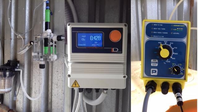 Σε λειτουργία το αυτόματο σύστημα της ΔΕΥΑ Ναυπλίου για την απολύμανση του πόσιμου νερού της Αγίας Τριάδας
