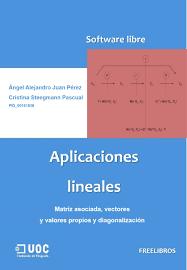 Aplicaciones lineales – Ángel Alejandro Juan Pérez