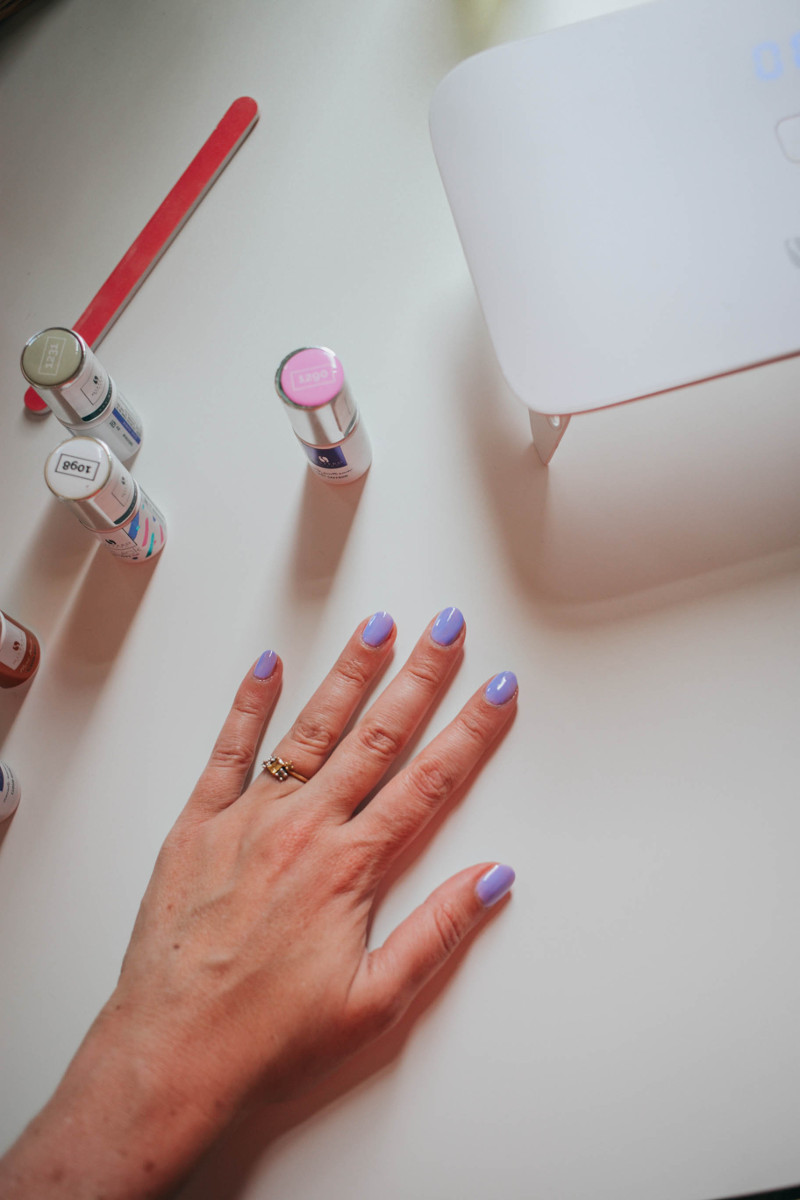 Getting started with at-home gel manicures