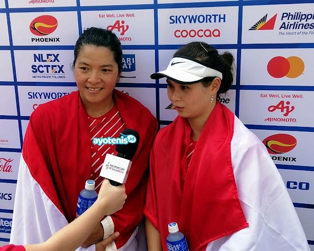 Greysia Polii/Apriyani Rahayu Sabet Emas Olimpiade Tokyo 2020, Ganda Putri Tenis Indonesia Turut Gembira & Ucapan Selamat