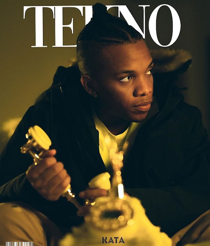 DOWNLOAD MP3: Tekno – Kata (Prod. Phantom)