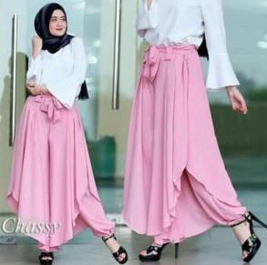 model baju muslim rok atasan