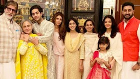Bachchan's family is fighting with COVID-19