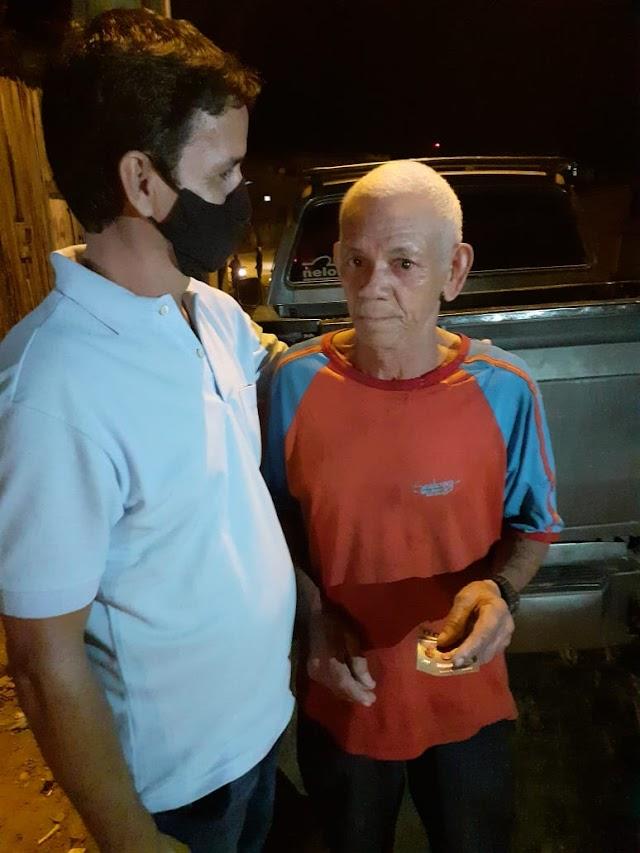 "POTIRAGUÁ: CANDIDATO A PREFEITO, MAURÍCIO PORTUGAL, FAZ ""CORPO A CORPO"" NO DISTRITO DE ITAIMBÉ"