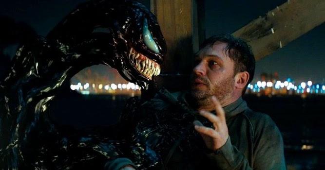 Eclectic Boredom: Movie Reaction: Venom