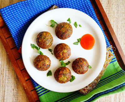 Appam,masala cutlets,tikki,no oil recipes,healthy