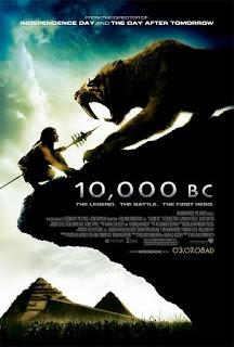 Sinopsis Film 10,000 BC