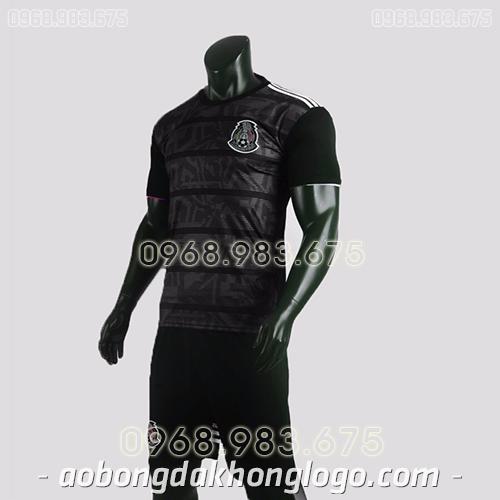 Áo đội tuyển Mexico màu đen 2020