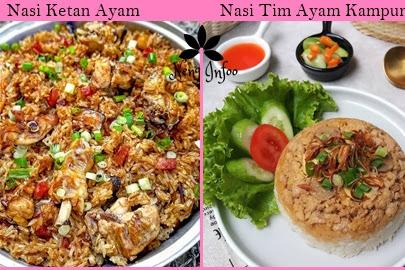 2 Resep Nasi Super Sedap