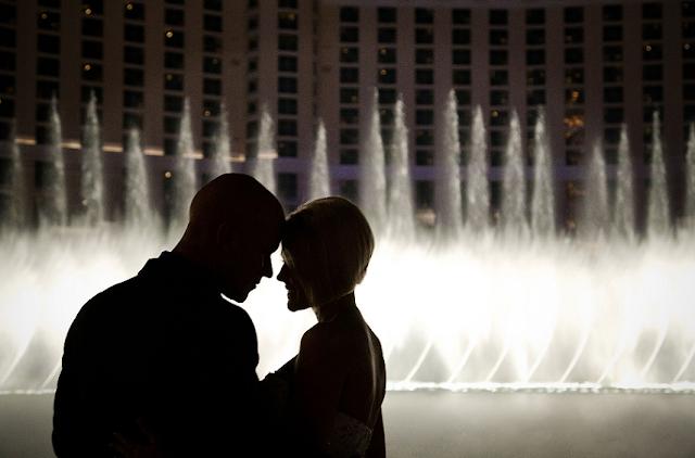 Dicas de fotos em casal em Las Vegas