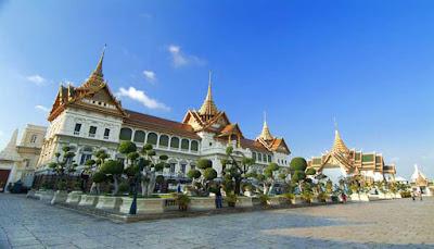 Pariwisata Thailand Yang Menggoda Dunia 10 PARIWISATA THAILAND YANG MENGGODA DUNIA