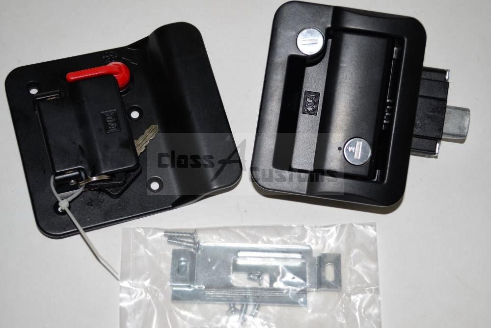Class A Customs Cargo Locks Hasp Rv Handles And
