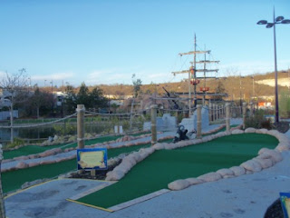 Pirate Cove Adventure Golf at Bluewater