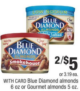 Blue Diamond Almond CVS Deal $0.31 12-15-12-21
