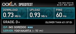 Tes Kecepatan Internet Komputer/PC