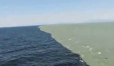 Pertemuan dua lautan
