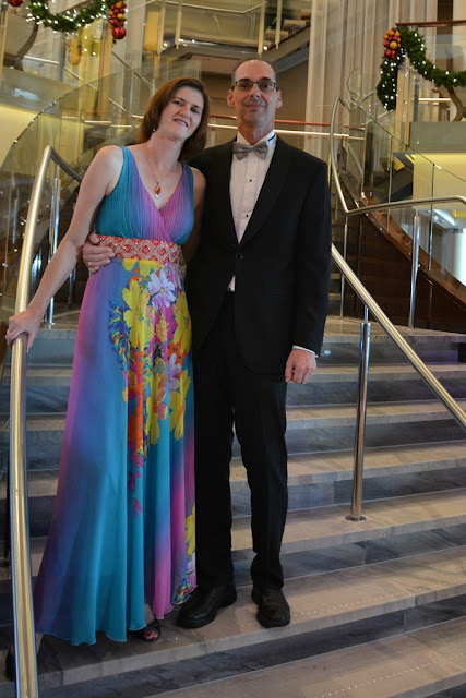Celebrity Eclipse Formal Evening Filip Kristel