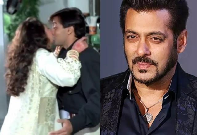 सलमान खान से भाग्यश्री को जर्बदस्ती किस करना चाहता था फोटोग्राफर, फिर सलमान ने..
