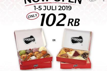Promo Roppan Terbaru 1 - 5 Juli 2019