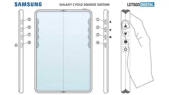 Paten Samsung Galaxy Z Fold 3
