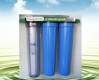 Một trong những thiết bị lọc nước an toàn, tiện lợi nhất hiện nay