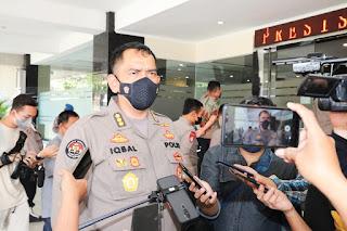 Polda Jateng Laksanakan Kebijakan Pemerintah Maksimalkan PPKM Darurat