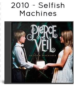 2010 - Selfish Machines