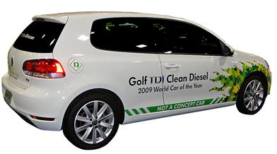 Volkswagen acusado de delito medioambiental - Dieselgate