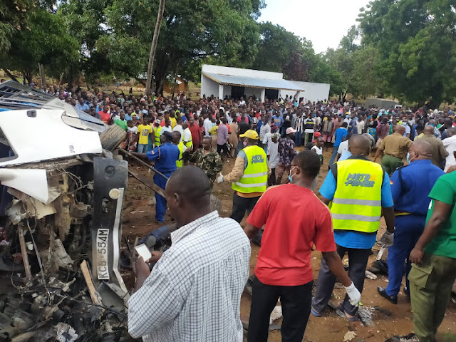 Gede accident photo and news