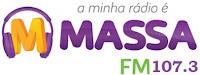 Rádio Massa FM 107,3 de São José do Rio Preto SP