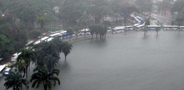 João Pessoa e mais 27 cidades da PB estão sob alerta para chuva forte