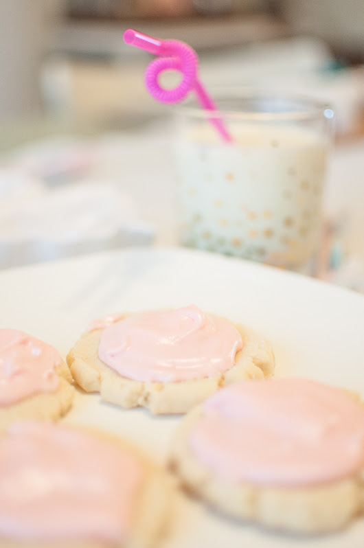 SWIG SUGAR COOKIE RECIPE (AKA THE BEST PINK SUGAR COOKIE)