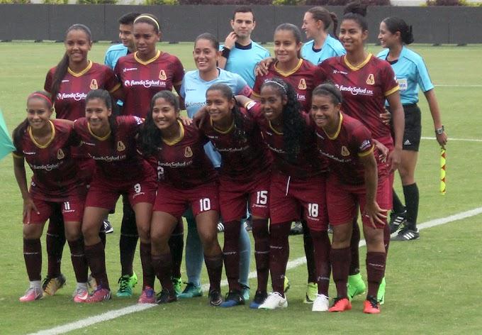 DEPORTES TOLIMA no sacaría equipo femenino este año: Estas son las razones