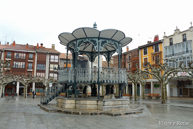 Briviesca uno de los pueblos más bonitos de Burgos