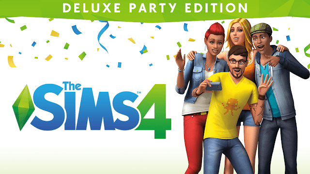 The Sims 4 Repack Highly Compressed Deluxe Edition All DLC's
