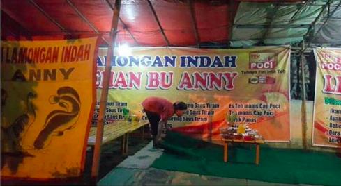 Vira Karena Patok Harga Rp 700.000 untuk seporsi Nasi dan 3 Lauk, Warung Lesehan Bu Anny Ditutup Pemda