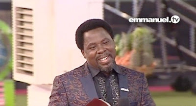 Prophet T.B Joshua reacts to death of Reinhard Bonnke, reveals other details about evangelist