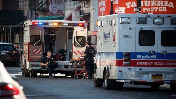 EE.UU. registra 3.857 muertes y 31.905 contagios por Covid-19