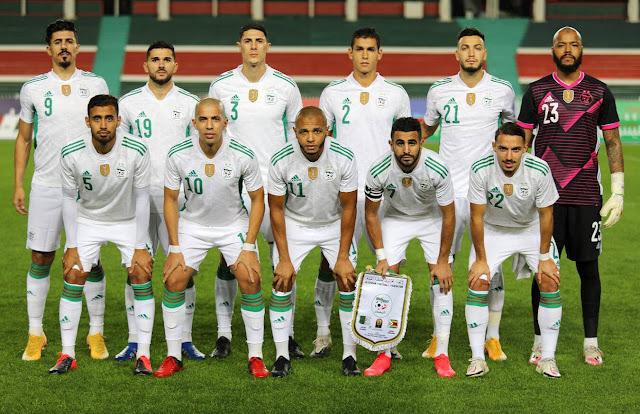 ملخص اهداف مباراة الجزائر وجيبوتي (8-0) تصفيات كاس العالم