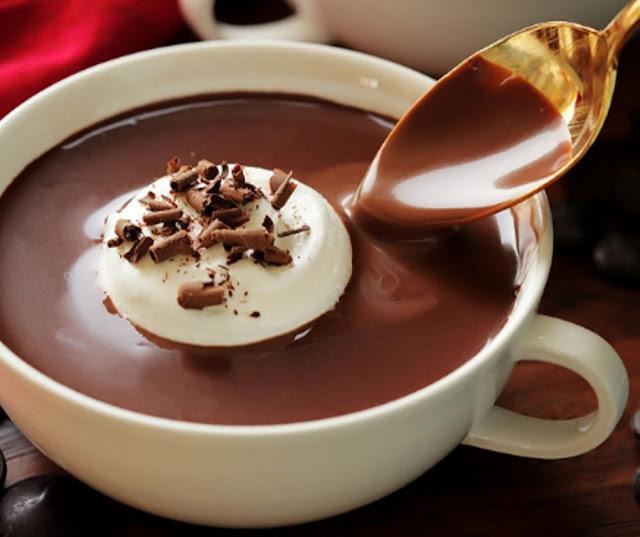 Rich Italian Hot Chocolate
