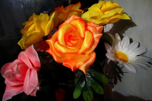 Пасхальные цветы ЛНР