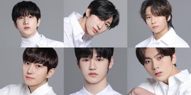 información de JUST B, nuevo grupo de K-Pop bajo Bluedot Entertainment