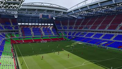 PES 2020 Millennium Stadium