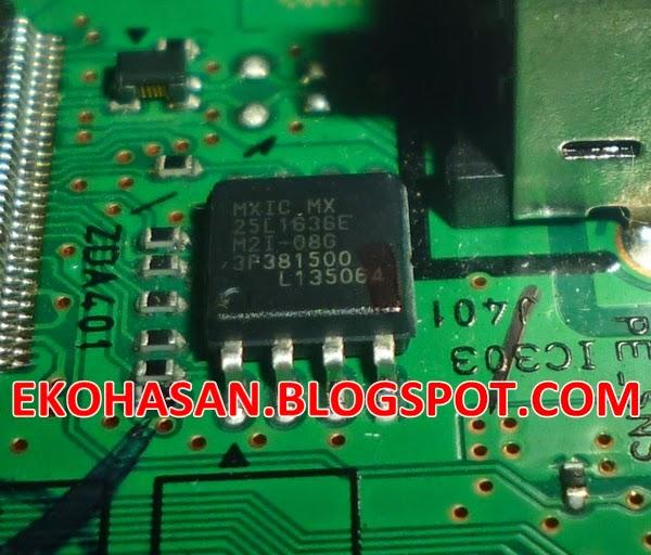 IC BIOS CANON IP2870