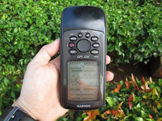 GPS Garmin 72H Seken Mulus Normal Terjangkau