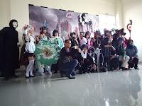 Keren, Cosplay Competition di Lampung Fair Berjalan Meriah