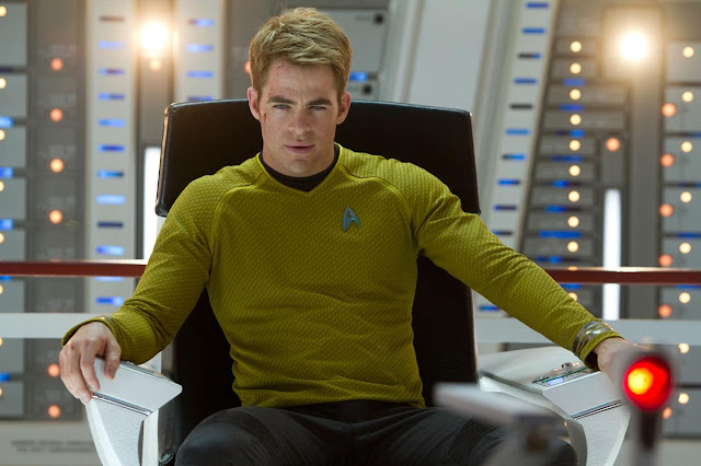 Star Trek Into Darkness - Kirk - 001 | A Constantly Racing Mind
