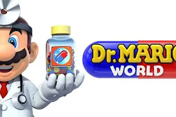 Dr.Mario World Game Mobile Dari Nintendo Pre-Register
