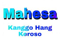 Kunci Gitar Mahesa Kanggo Hang keroso
